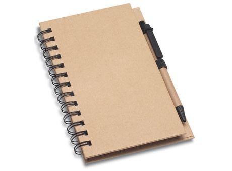 Notizbuch individuell bedrucken mit einem Logo oder Slogan als Werbeartikel, Werbemittel