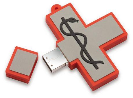 USB-Sticks mit individueller Werbeanbringung als Werbeartikel, Werbemittel, Werbegeschenk