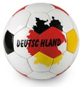 Ball mit Logo