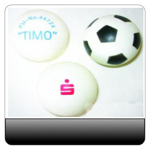 tischtennisball werbemittel