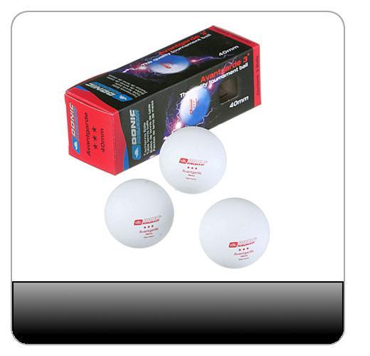 Tischtennisbälle sind mit Firmen Logo bedruckt und erhalten auch verschiedene Design nach Kundenvorgabe
