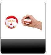 anti stressball weihnachtsfigur