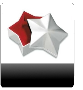 herz kerzenständer individuell logo
