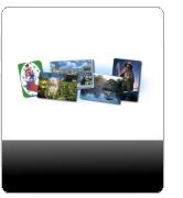puzzlekarte weihnachtsmotive
