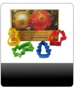 werbe ausstechform individuell bedruckt mit logo mit slogan mit druck