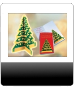 tannenbaum leuchtkarte